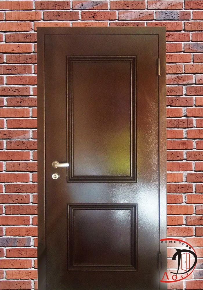 уличная металлическая дверь павловский посад